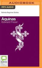 Bolinda Beginner Guides: Aquinas by Edward Feser (2016, MP3 CD, Unabridged)