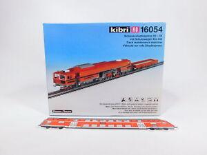 CS716-1# Kibri H0/DC 16054 Bausatz Schienenstopfexpress 09-3X; OVP ungeöffnet
