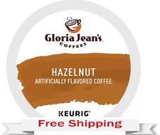 Keurig Gloria Jeans Hazelnut Coffee K-cups 48 Count