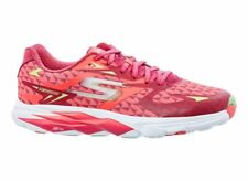 Skechers Go Run Ride 5 women's size 2 UK pink running trainers shoes NEW & boxed
