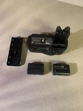 Genuine Sony VG-C77AM Vertical Battery Grip for Alpha SLT-A77  Plus 2 Batteries