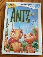 Antz Dvd Dreamworks Movie