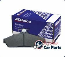 Holden Astra TS Front Disc Brake Pads 1998-2004 1.8L genuine GM Acdelco W/O ABS