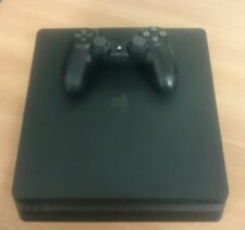 Sony SLIM PlayStation 4 - 500 GB Black Console PS4 ***Great Used Condition***