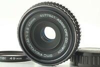 [Excellent+++++] Pentax SMC PENTAX-M 40mm F2.8 Pancake MF Lens From JAPAN