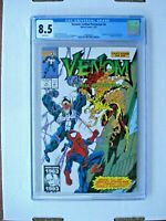Venom: Lethal Protector # 4 CGC 8.5 VF+ 1st appearance of scream