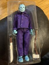 NECA FRIDAY THE 13TH, JASON NES VIDEO GAME SERIES CLOTHED FIGURE RARE