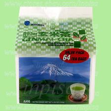 GENMAICHA GREEN TEA TAKAOKAYA 1 Packs x 64 BAGS KOSHER SHIZOUKA - MASUDAEN