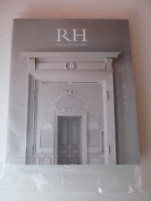 Restoration Hardware 2012 Fall Catalog Sourcebook & Big Style Small Spaces