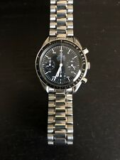Omega Speedmaster Reduced 3510.50.00 Wrist Watch for Men With Warranty Card