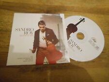 CD Jazz Sandro Roy - Souvenir De Paris (13 Song) Promo SKIP RECORDS cb
