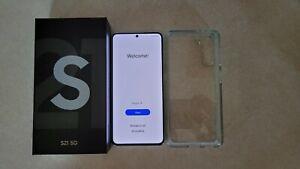 Samsung Galaxy S21 5G 128GB Verizon Unlocked Phone Phantom White