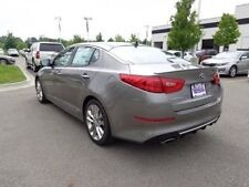 #5443M PAINTED FACTORY STYLE LIP SPOILER fits the 2014 2015 KIA OPTIMA