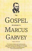 Gospel According to Marcus Garvey, Paperback by Edwards, Brian (COM), Like Ne...