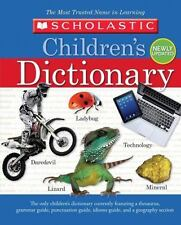 Scholastic Children's Dictionary: By Scholastic