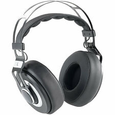 DJ Kopfhörer: Over-Ear-HiFi-Headset OHS-420 mit Bluetooth 4.0 und Steuertasten