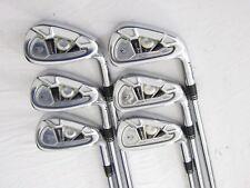 TaylorMade Tour Preferred 2009 5-PW Iron Set - DG S300 Stiff flex Steel Used RH