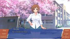 La chica en el tren novela visual Vapor CD Key Digital descargar Pc Mac Linux