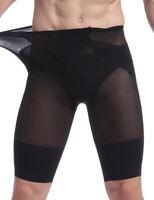 Men Slimming High Waist Body Shaper Tummy Control Panties Corset Short Underwear