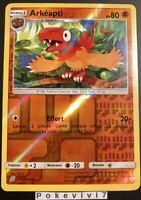 Carte Pokemon ARKEAPTI 120/236 REVERSE Soleil et Lune 11 SL11 FR NEUF