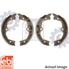 BRAKE SHOE SET FOR HONDA ACCORD/VIII/EURO/Tourer/IX K24Z3/K24W3/K24W2 2.4L 4cyl