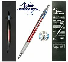 Fisher Space Pen #AFP5 Boxed / Red White & Blue Click Action Ball Point Pen