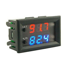 Dc 12V Led Digital Thermostat Temperature Controller Temp Sensor Control W2809 N