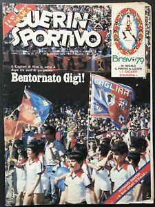 GUERIN SPORTIVO n. 25 1979 + POSTER