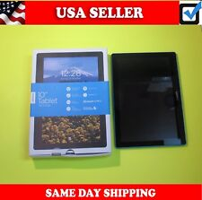 "Lenovo 10"" Tablet TB-X103F 1.3GHZ/32bits/16GB Storage OS Android 6.0 Black"