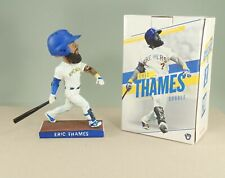 2018 Milwaukee Brewers Eric Thames Bobblehead In Box