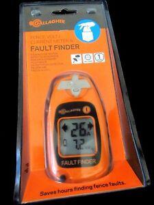 Gallagher SmartFix G50900 Fault Finder