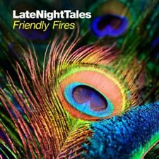 Friendly Fires - Late Night Tales [New CD] Jewel Case Packaging