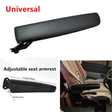 Universal Adjustable Car Seat Armrest Left Cool For RV Van Motorhome Boat Truck