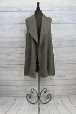 Bryn Walker Heavy Linen - Marcella Vest