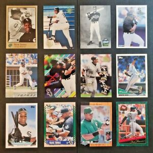 Lot of 12! - 1993-1996 Frank Thomas Variety Lot - Topps, Fleer, Score and More!