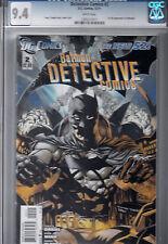 DETECTIVE COMICS #2 (DEC 2011)  * CGC 9.4 WP * 1st full DOLLMAKER appearance *