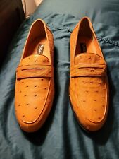 Mens Ostrich shoes size 13Ee