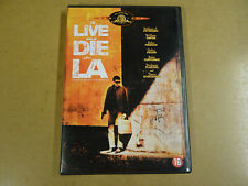 DVD / TO LIVE AND DIE IN L.A. ( WILLEM DAFOE, WILLIAM L. PETERSEN... )
