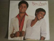 RENE & ANGELA S/T LP 1980 CAPITOL ST-12077 SYNTH FUNK R&B MODERN SOUL DISCO GEM