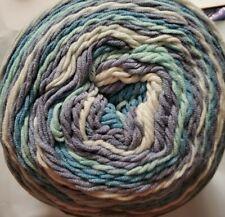 Yarnspirations Caron Cotton Cakes Yarn Infinite Blue