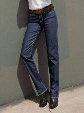 """Nuevo Levi Bold Curve Stretch Jeans Recto Tiro Bajo Mujer W26 L36 Talla 8 36""""leg"""