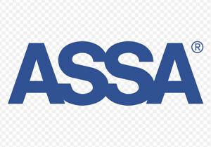 Genuine ASSA SCD Oval Cylinder Lock *RARE*