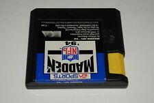 Madden Nfl '94 Sega Genesis Video Game Cart