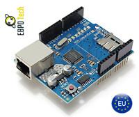 Ethernet Shield W5100 SD Arduino kompatibel mit Arduino UNO
