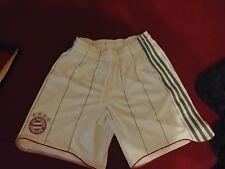 FC Bayern München 2010/11 Shorts Adidas Weiß Größe M