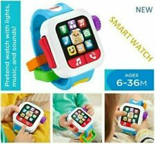 Educational Toys for Kids Age 6 Months 1 2 3 Years Old Baby Toddlers Smart Watch