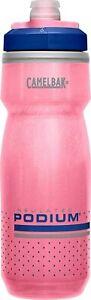 Camelbak Podium Chill BPA-Free Bottle 21oz - Pink/Ultramarine [DC'd]