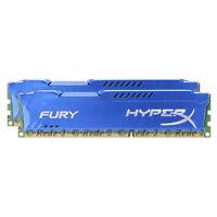 16GB 2x 8GB PC3-10600 DDR3-1333MHz 240pin 1.5V Desktop Memory For Fury Hyper