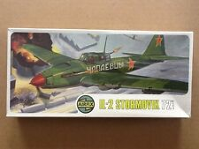 AIRFIX 1/72 WW II RUSSIAN IL-2 M.3 STORMOVIK KIT # 02013  VINTAGE FACTORY SEALED