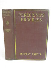 Jeffert Farnol  PEREGRINE'S PROGRESS  A.L.Burt Co. NY  c. 1922